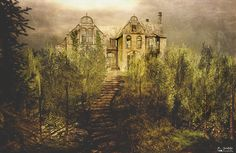 """Experience this classic country home or secret hideaway by Scarlet Creative called, """"Huntsman Manor"""". Secret Hideaway, Love You All, Scarlet, Country, Creative, Life, Rural Area"""