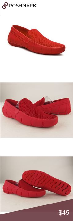 Floats Red Mesh Boat Shoes Great Condition. Floats by Robert Wayne Sloop Red…