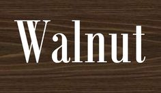 One of the most highly valued American hardwoods, walnut is still synonymous with refined taste.  Did you know that replanting walnut trees after harvesting is not necessary?  Squirrels bury more walnuts prior to the winter than they need.  Nature conspires to keep this highly sought after wood from disappearing.