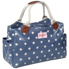 My mom bought me a Cath Kidston bag last time she went to England and it's awesome. Wouldn't mind having this one as well. Ha