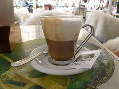 Café con leche, Madrid