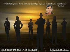 853: THOUGHT OF THE DAY –4th JAN 2016 (MON)   #ArihantSatiate   #NirajShah (er.niraj.shah@gmail.com)