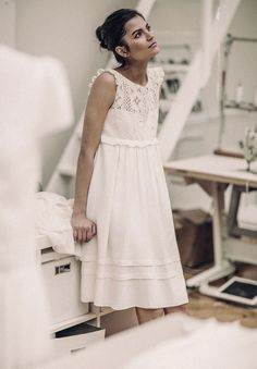 laure-de-sagazan-short-casual-bridal-gown-wedding-dress-french-chic4