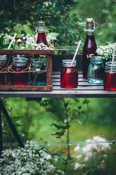 Blåbärssnår, äppelskrutt och rabarberskugga by My Feldt. Photography Linda Lomelino