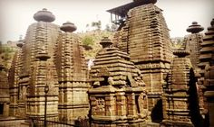 Begin your #day with this #picture of Jageshwar Dham which is a Hindu pilgrimage town in Almora District of Uttarakhand state in #india It comprises of a cluster of 124 stone temples dating as old as 6-9th century AD as per localities. It is one of the 12 Jyotirlingas and is a #beautiful #tourist attraction. They are dedicated to the most powerful Hindu Lord Lord Shiva. This place was chosen by him to be his abode for sometime. I find this place is the #perfect Fortress of Solitude like…