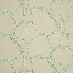 Sanderson - Blossom Tree fabric