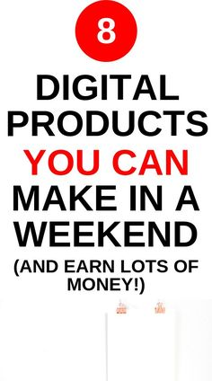 With digital products, you show that you are an expert of your niche and you can also earn some extra money. Curious which digital products exist?