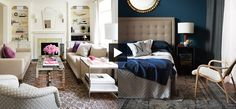 How to guide for picking rug sizes and shapes