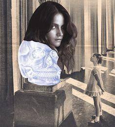 FATE 2013 Morgaen Muñoz  cut paper collage