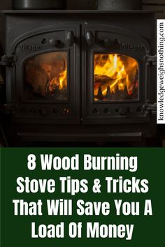 Wood stove tips Urban Survival, Survival Food, Survival Prepping, Survival Skills, Surviving In The Wild, Outdoor Sheds, Protecting Your Home, Disaster Preparedness, Free Plans