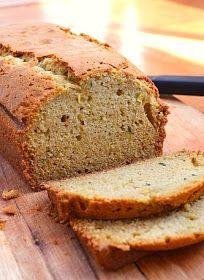 Just Putzing Around the Kitchen: Zucchini Bread