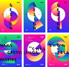 Adobe XD Design Week 2016 on Behance