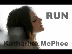 """Katharine McPhee sings """"Run"""""""