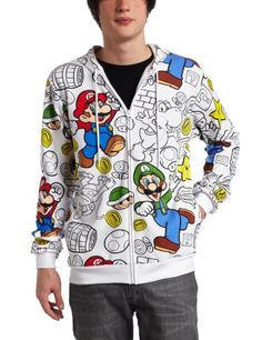 Nintendo Clothes & Fashion on Pinterest | Nintendo, Mario Bros and ...