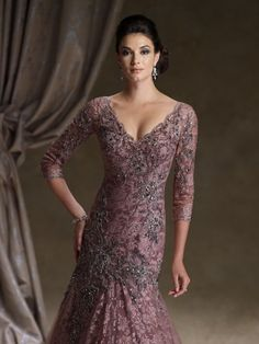 Mother of the bride lace dresses
