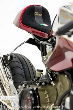 """motorcycles-and-more: """" Ducati Elite II Café Elite II """" This is pure porn"""