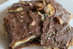 Danger Cracker Toffee ~ making this tonight!!