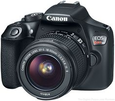 The-Digital-Picture.com's news team presents: 24 Steps to the Perfect Canon EOS Rebel T6 Setup