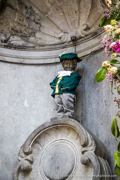 travelyesplease.com | Brussels- Belgium's Quirky Capital (Blog Post) | Manneken Pis