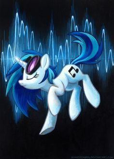 Missing on the wub wubs going all around. Filled with music need to bring it out. ~Vinyl Scratch