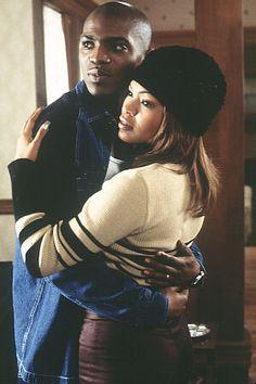 Soul Food 1997 Mekhi Phifer and Nia Long Nia Long, My Black Is Beautiful, Black Love, Long Black, Movie Couples, Cute Couples, Mekhi Phifer, 90s Movies, Short Black Hairstyles