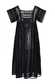 Juanita Dress Black