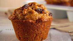 Watch Martha Stewart's How to: Raisin Bran Muffins Video. Get more step-by-step instructions and how to's from Martha Stewart. Raisen Bran Muffins, Raisin Muffins, Mini Muffins, Breakfast Muffins, Breakfast Ideas, Breakfast Recipes, Bran Muffins With Raisins, Raisin Nut Bran, Weetabix Muffins