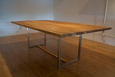 "IKEA Hacks: A ""Custom"" Table for Under $500   California Home + Design"