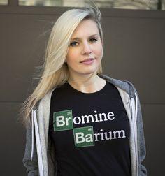 Bromine and Barium - Breaking Bad