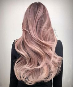 50 Irresistible Rose Gold Hair Color Looks That Prove You Can Pull Off This Trend