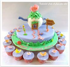 Campanita Cake