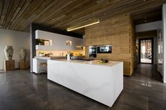 In 2016 the Caesarstone Kitchen of the Year competition was split into two categories: local design and imported kitchens.