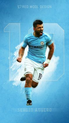 Manchester City Wallpaper, Sergio Aguero, Kun Aguero, Zen, Paul Pogba, Gareth Bale, Football, Lionel Messi, David Beckham