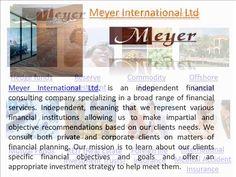 Richard Cayne currently Managing Director of Meyer International Ltd based in Bangkok Thailand is also member of several volunteer groups and Chambers of Commerce. http://meyerjapan.com/en/richard-cayne