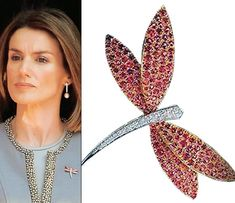 RoyalDish - queen letizia jewellery - page 1