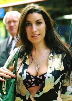 Amy Winehouse. Beautiful for ever.