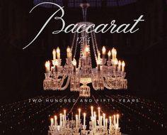 """250 years Baccarat: Das Kristall der Kaiser und Zaren In Lothringen liegt der kleine Ort Baccarat, wo vor nunmehr 250 Jahren das berühmteste Kristall der Welt hergestellt wurde. Der Edelglashersteller, der später nach Paris zog, versorgte... mehr zum Artikel """"250 Jahre Baccarat"""" finden Sie unter:  http://www.gf-luxury.com/250-jahre-years-baccarat-anniversary.html"""
