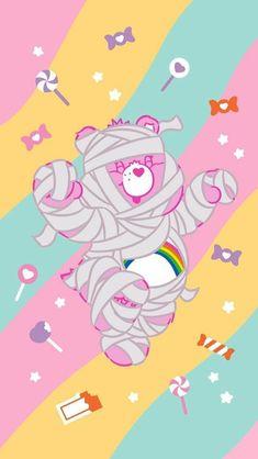 Look Wallpaper, Phone Wallpaper Images, Bear Wallpaper, Kawaii Wallpaper, Cute Wallpaper Backgrounds, Cute Cartoon Wallpapers, Pretty Wallpapers, Animes Wallpapers, Screen Wallpaper
