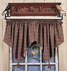 BE KINDER THAN NECESSARY  Love this sign, I think it would be a nice reminder around the house for everyone....