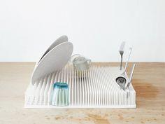 Leon Ransmeier a jeho geniální odkapávač na nádobí z roku 2008.