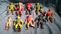He-man, Amos Del Universo, Motu Figuras Coleccionables