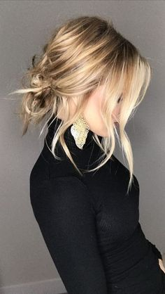 Attractive messy marriage ceremony updos 7 Related posts: Ash Toned Blonde Balayage For A Gorgeous Hair Transformation – braids + short hair cut Long Wavy Blonde Shag With Bangs 67 Beautiful Hair Color Ideas – The Best Exuding Highlights … Messy Hairstyles, Pretty Hairstyles, Teenage Hairstyles, Hairstyles 2018, Hairstyle Ideas, Lob Hairstyle, Ladies Hairstyles Over 50, Summer Hairstyles, Medium Length Blonde Hairstyles