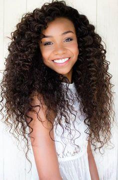 Basado en la saga de Harry Potter escrita por la genial J. Curly Hair Styles, Medium Hair Styles, Natural Hair Styles, Beautiful Black Babies, Beautiful Children, Afro, Biracial Hair, Harry Potter, Hair Art