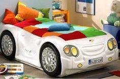 Dormitorios Con Camas Coche para Niños