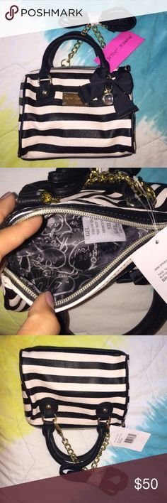 Betsey Johnson small handbag Brand new. Still with tags. Betsey Johnson Bags