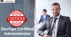 DevOpsCertification.co introduces DevOps Certified Administrator training which will help IT professionals to learn DevOps essentials and hands on training which will help them to grow their career as a DevOps Administrator. #DevOps #Certified #Administrator #Training #Certification #Online #Classroom #DevOpsCertification #DevOpsCourses #DevOpsTraining #DevOpsCertified #Pune