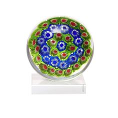Luxury Lane Hand Blown Art Glass Mini Millefiori Centerpiece. Check out this great style for $9.99 on Luxury Lane. Click on the image above to get a coupon code for 10% off on your next order.