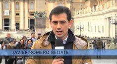 El papa llegará en unas horas a México - ESNE informa desde el Vaticano