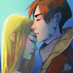 Cornelia and Caleb