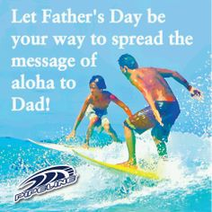 Happy Father's Day weekend to all you dads.... Catch some waves with the kids and have some fun!  #pipelinegear #pipeline #pipelinesurfshop #hawaii #oahu #surfsession #surfer #surf #fathersday #aloha #fun #weekend #dad #honordad #surfwithdad #honolulu #celebrate #funwithkids #surfing